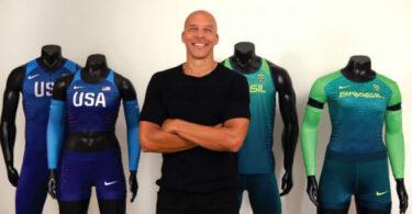 """""""Há um encaixe perfeito entre a Nike e o Brasil"""""""