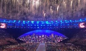 As marcas olímpicas mais citadas nas redes