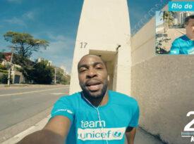 Plataforma do Unicef alia atividade física a tecnologia móvel