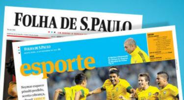 Folha explica motivos de nova reestruturação