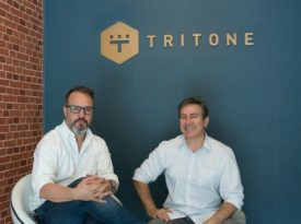 Tritone Interactive admite executivo de novos negócios