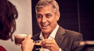 Nespresso estreia nova campanha com George Clooney