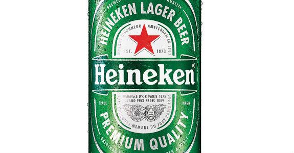 Heineken ganha versão mini
