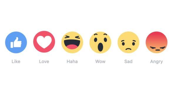 Interação emocional de usuários e marcas é baixo no Facebook