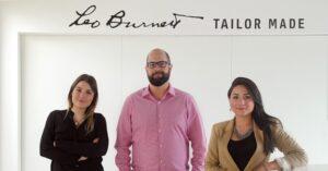 Giordana Luna, Guilherme Grigol e Mayara Nunes (foto: divulgação)