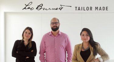 Leo Burnett Tailor Made reforça atendimento