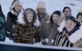 Samsung realiza sonho de esquimó