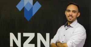 Sobhan Daliry, CEO da NZN. Foto: Divulgação