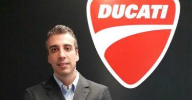 Ducati promove CEO