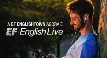 Englishtown agora é English Live
