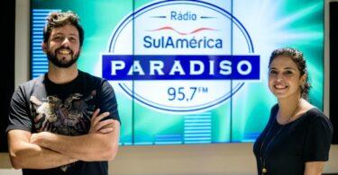 Dupla assume gestão das rádios SulAmérica Paradiso e Mix Rio
