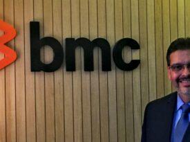 Bmc apresenta vice-presidente