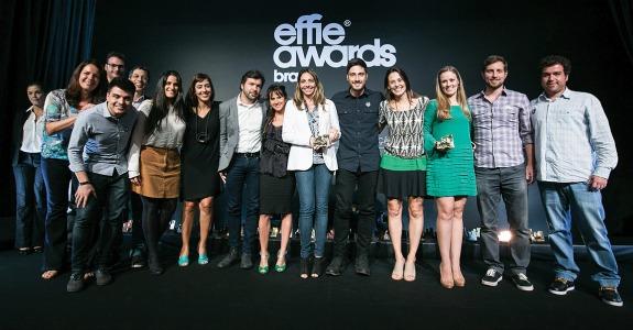Effie Awards Brasil premia vencedores de 2016