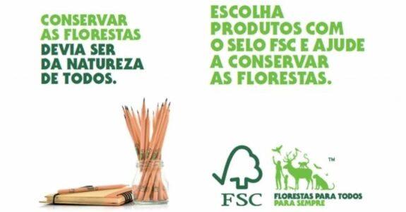 ONG FSC lança primeira campanha publicitária