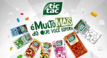 Tic Tac lança campanha com youtubers