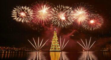 Bradesco Seguros desiste da Árvore de Natal da Lagoa