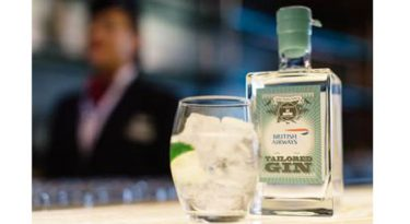 British Airways cria marca própria de gin