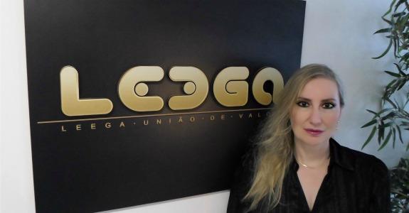 Leega recebe CEO