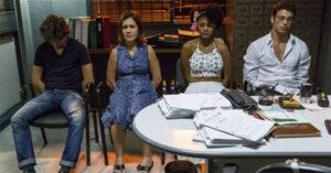 Série Justiça, da Globo. Foto: Reprodução