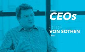 O marketing e o CEO: Otto von Sothen, presidente da Tigre