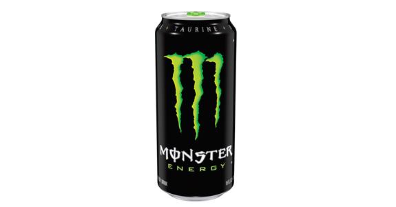 Energético Monster Energy será comercializado pela Coca-Cola