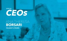 O marketing e o CEO: Ana Theresa Borsari, presidente da Peugeot do Brasil