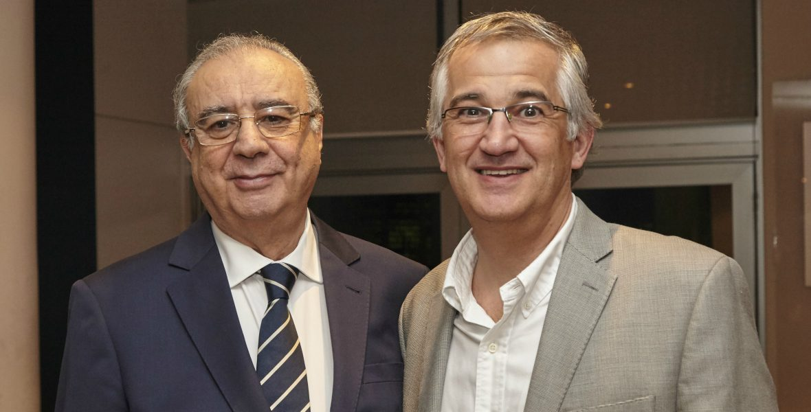 José Roberto Maluf e Osmar Lara