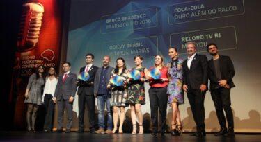 ABMN entrega Prêmio Marketing Contemporâneo
