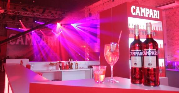 Nova edição de Campari Red Experience chega ao Nordeste