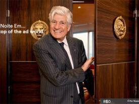 Maurice Lévy oferece seu escritório no Airbnb