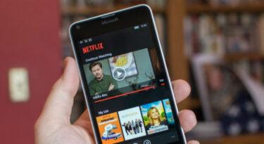 A estratégia mobile first da Netflix