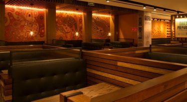 Outback do Shopping Pátio Paulista apresenta novo design