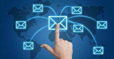 E-mail: principal ferramenta para interação com as marcas