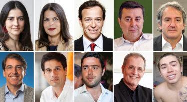 Os dez profissionais de mídia de 2016
