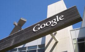 Google leva multa por quebra da GDPR