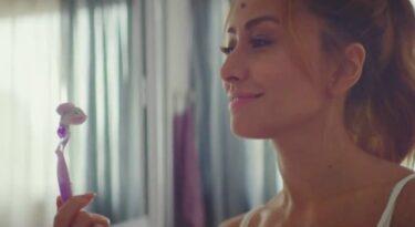 Em campanha, Gillette Venus aborda corpo feminino