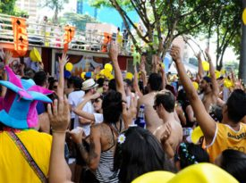Caixa e Skol patrocinam o carnaval de rua de SP