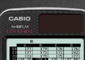 Casio lança modelo exclusivo para o Brasil
