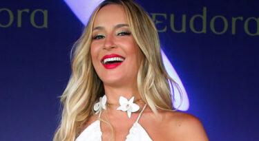 Claudia Leitte assina produtos Eudora