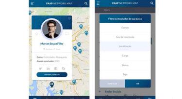 FAAP lança aplicativo de networking