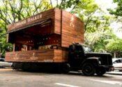 Johnnie Walker ganha caminhão de experiências