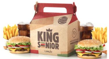 """""""Vale a pena comer um hambúrguer com um idoso"""""""