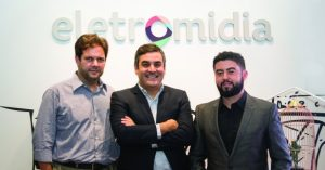 Nelson Vilalva, Jued Andari e Rodrigo Rodrigues (foto: divulgação)