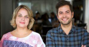 Renata e Thiago (foto: divulgação)