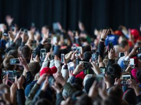 Os smartphones estão se tornando o controle remoto do mundo