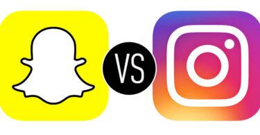 Snapchat x Instagram: a batalha mundial pela Geração Z.