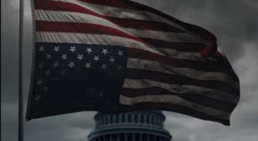 Netlix lança vídeo de House Of Cards em dia de posse