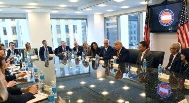 Por que o Vale do Silício (agora) ama Trump