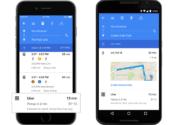 Agora você pode chamar um Uber de dentro do Google Maps.