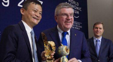 Alibaba fecha acordo de patrocínio com o COI